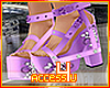 ! Chunky Doll Shoes