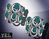[Y] Luciana bracelets