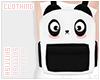 ≡ Panda Backpack