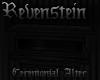 Rev's Ceremonial Alter