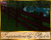 I~Castle Wood Fence*Long