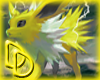 |DD| Jolteon Yellow 2
