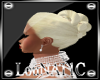 L| Blonde wedding HairV1