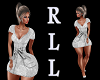 DRESS SILVER RLL