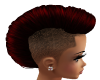 Red Bazyli Hair