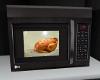 LG  Microwave Animated