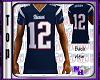 (1NA) Patriots Brady#12