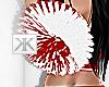 Cheerleader's pompom