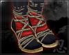 忍 Kunoichi Elf Sandals