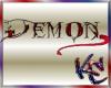 KC Demon Headsign V2