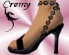 �C� Summer sandal Black