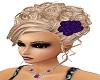 *PFE Blond + Purple rose
