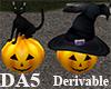 (A) Cat Pumpkins