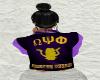 ΩΨΦEssence Jacket