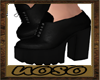Black Witch Boots