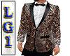 LG1 Snake Skin Jacket