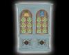Autumn blue armoire