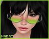 N! Flame Sunglasses