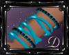 .:D:.Blue Bracelets R