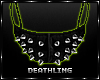 ♰ Spiked Death Mask M