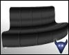 Outer sofa black