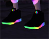 Rainbow Rave Shoes 3.0
