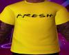 M. Yellow Fresh Tee