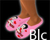 (BL)Slippers Betty Boop