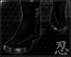 忍 Ninja Cyborg Boots