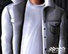 White Classic Jacket
