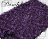 Purple fur RugS