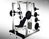 Animated weight Machine