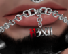 H3Xii Mouth Chain