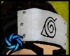 Black Leaf Headband