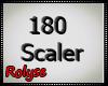 RL/ 180 Scaler
