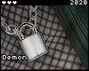 ◇Lock Necklace