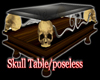 [bamz]Skull table