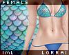 lmL Bikini - Mermaid