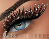 Diamond eyelashes