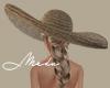 M. Straw Hat