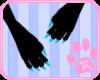 |Paws w/ Blu Claws!| -M