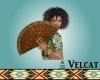 V: African Fan~Anim.