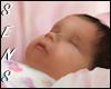 Tyah in her Basket Sleep