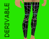 Derivable Stockings/Sock