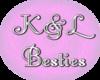 K&L Bestie Necklace