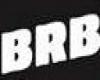 Big Flashing BRB sign