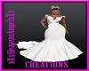 Wedding Gown White (Mer)
