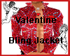 Valentine BLING Jacket
