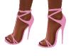 Reina Light Pink Heels