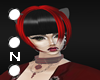 [NEY] Satin Dolly Red